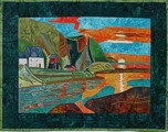 'Kinn' in the gallery of quilts made in 2006