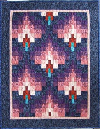 Ravelry: Christmas Granny Quilt pattern by Elena Fedotova