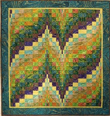 Bargello quilt patterns: beginner bargello quilts to advanced