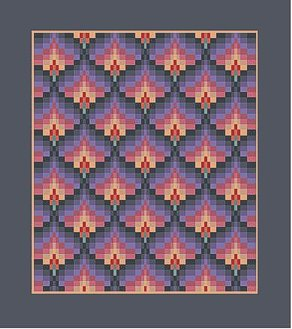 Bargello needlepoint - Needlework Tips and Techniques
